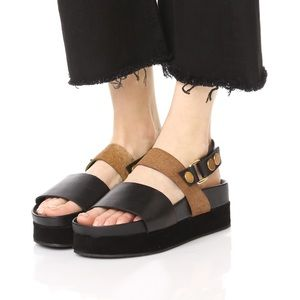 Free People Little Rock Sandals
